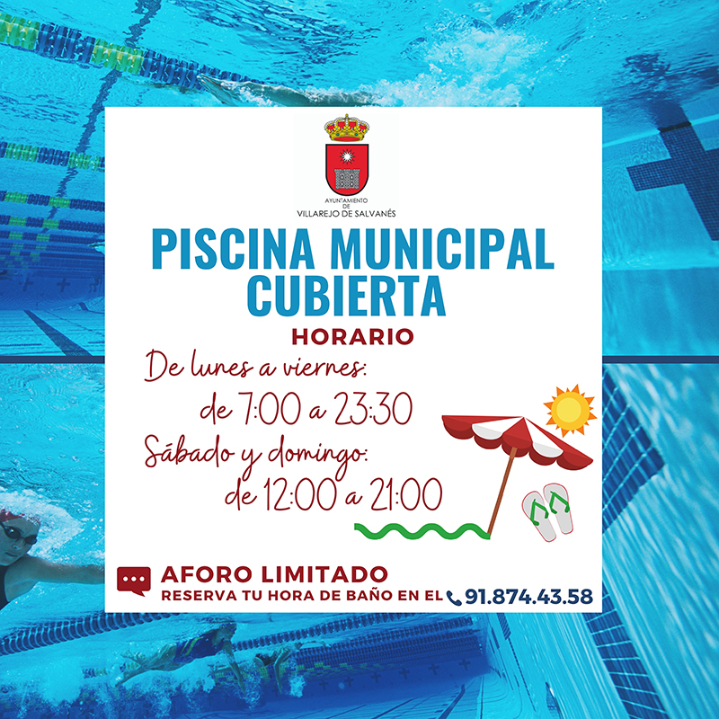 CARTEL PISCINA horario ok web